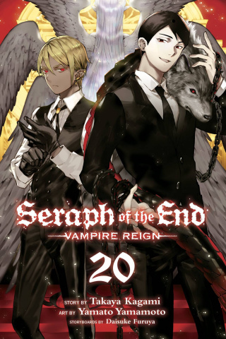 Seraph of the End: Vampire Reign Vol. 20
