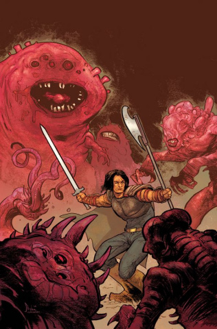 Wrath of the Eternal Warrior #13 (Strahm Cover)