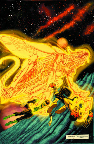 Sinestro #5