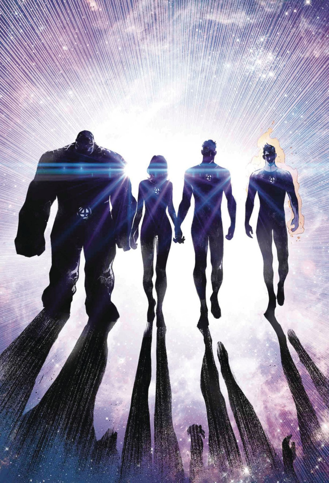 Fantastic Four #1 (Pichelli Teaser Cover)