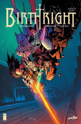Birthright #13 (Bressan & Lucas Cover)