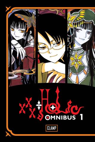 xxxHOLIC Vol. 1 Omnibus