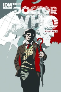 Doctor Who Classics #4