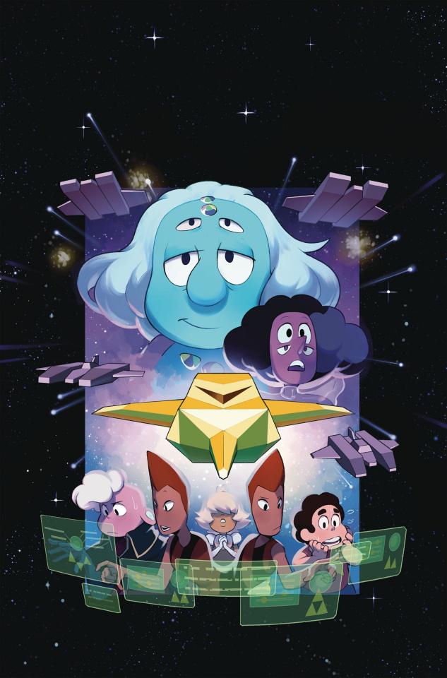 Steven Universe #27 (Preorder Perrone Cover)