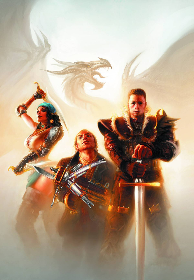 Dragon Age: Silent Grove #1 (1 For $1)