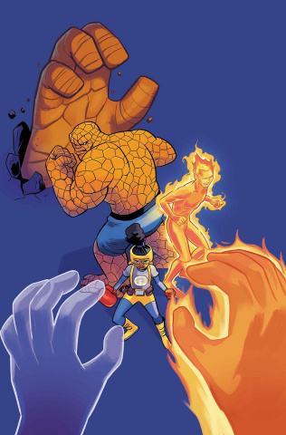 Moon Girl and Devil Dinosaur #27