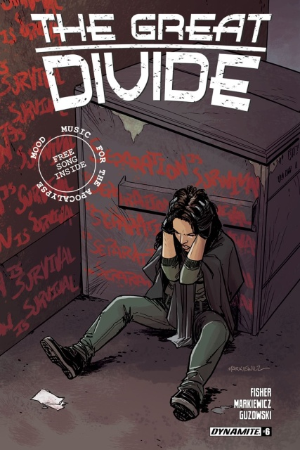 The Great Divide #6 (Markiewicz Cover)
