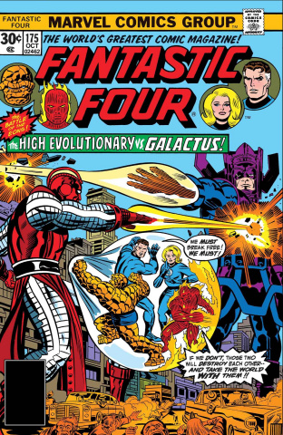 Fantastic Four: Galactus Hungers #1 (True Believers)
