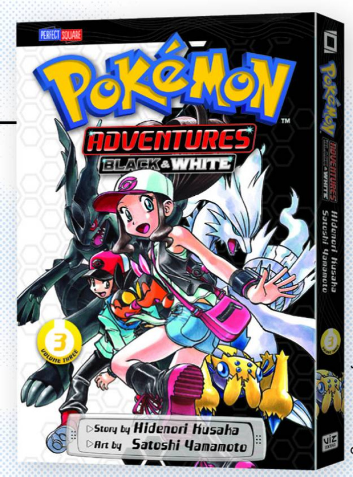Pokemon Adventures: Black & White Vol. 3