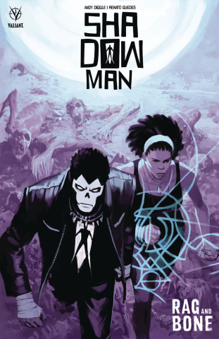Shadowman Vol. 3: Rag and Bone