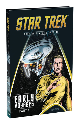 Star Trek: Graphic Novel Collection #9: Early Voyages, Part 1