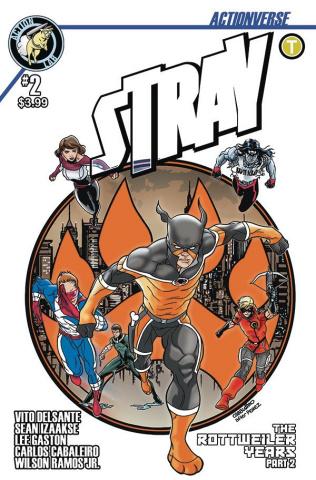 Actionverse #2 (Stray Cabaleiro Cover)