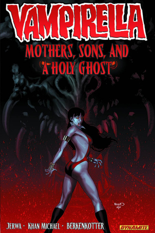 Vampirella Vol. 5: Mothers, Sons and a 'Holy Ghost'