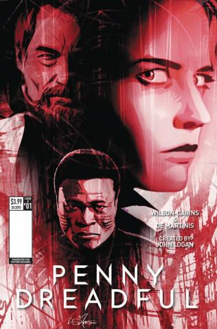 Penny Dreadful #1 (De Martinis Cover)