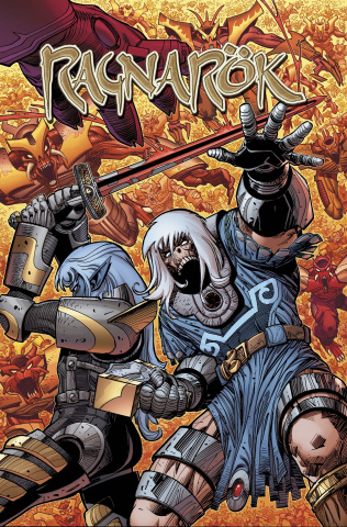 Ragnarök Vol. 2: Lord of the Dead