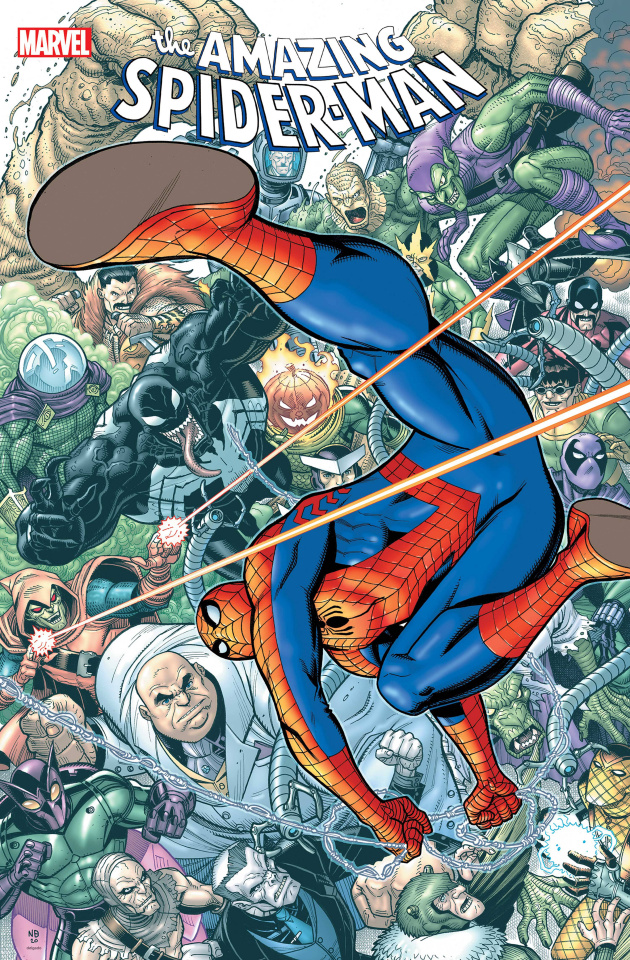 The Amazing Spider-Man #49 (Bradshaw Cover)