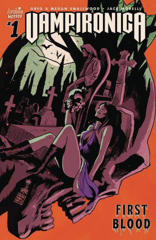Vampironica #1 (Francavilla Cover)