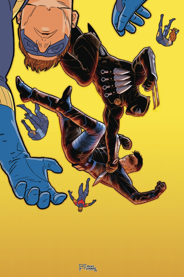 Nightwing #64 (Year of the Villain)
