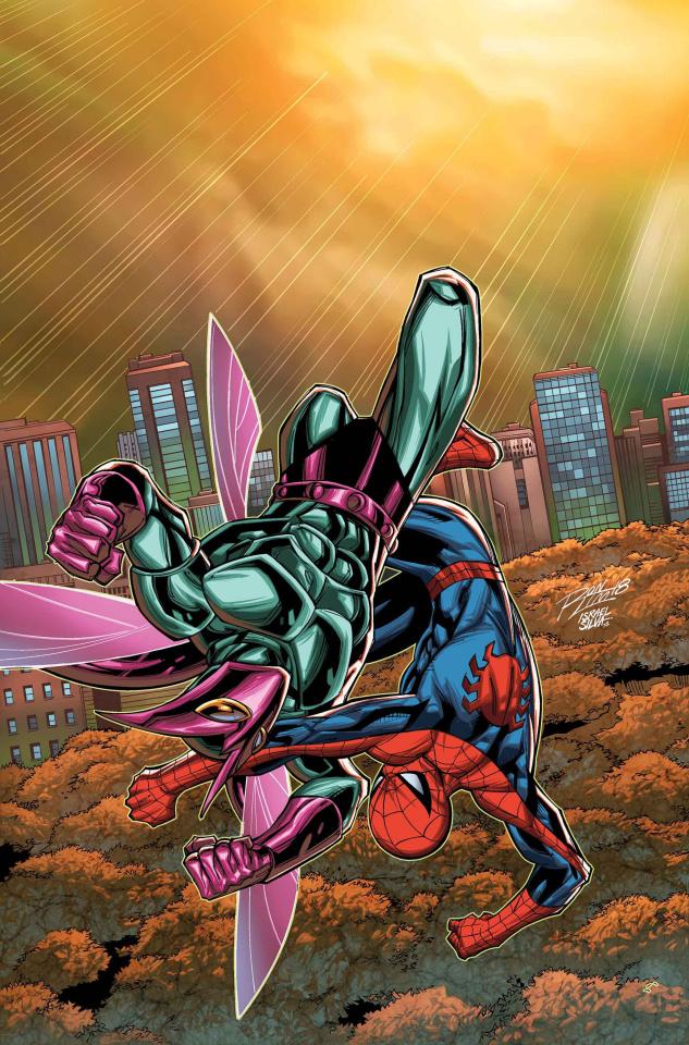 X-Force #4 (Lim Spider-Man Villains Cover)