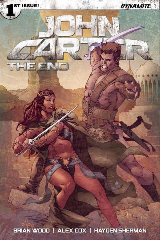 John Carter: The End #1 (Rubi Cover)