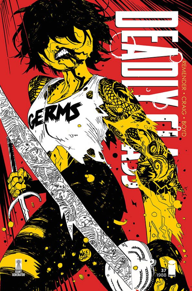 Deadly Class #37 (Craig Cover)