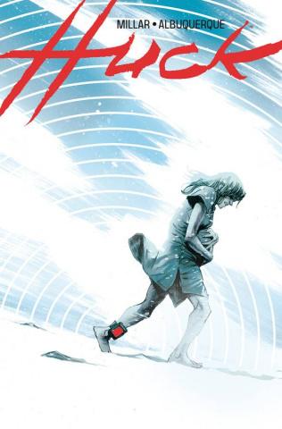 Huck #4 (Albuquerque Cover)