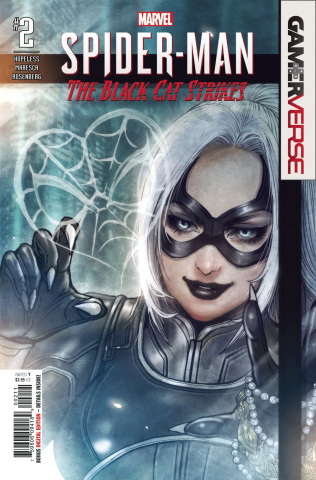 Spider-Man: The Black Cat Strikes #2