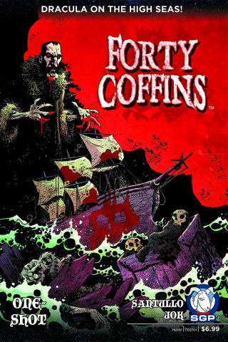 Forty Coffins