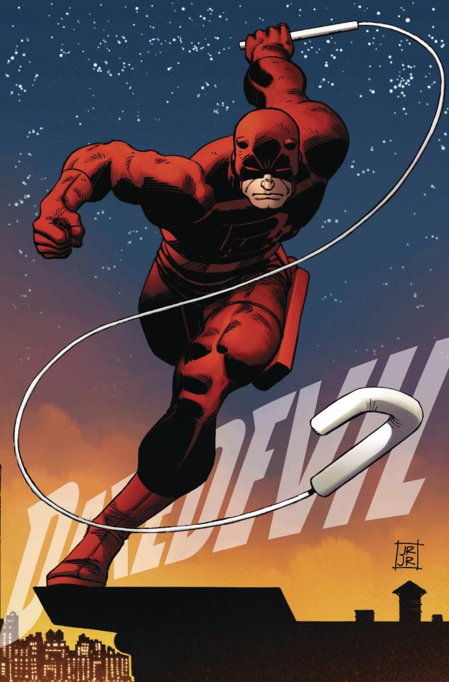 Daredevil #2 (JRJR Hidden Gem Cover)