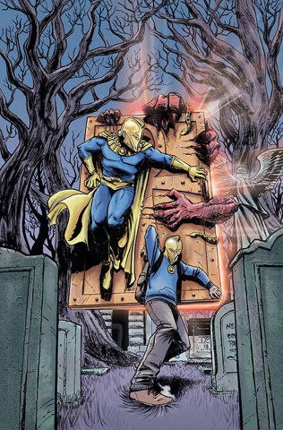 Doctor Fate #14