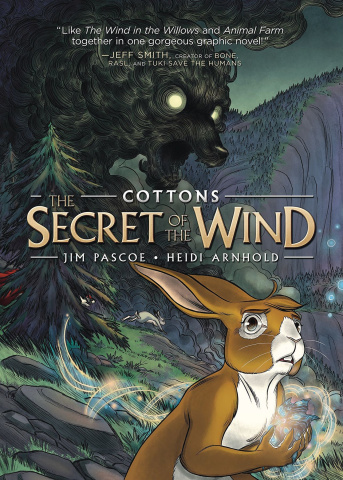 Cottons: The Secret of the Wind Vol. 1