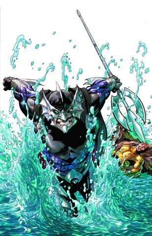 Aquaman #23.2: Ocean Master