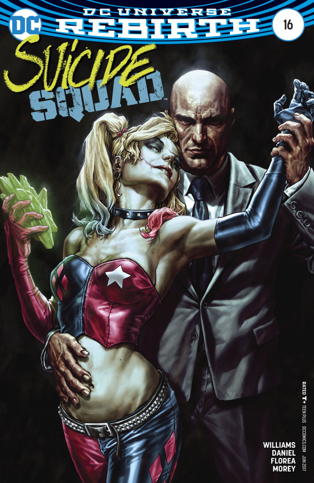 Suicide Squad #16 (Variant Cover)