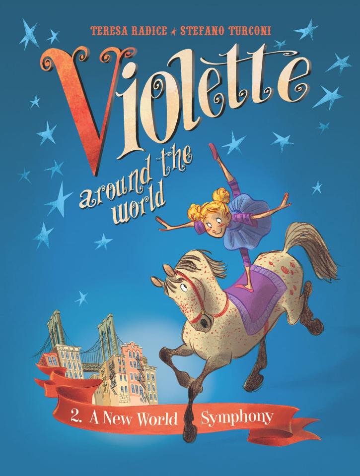 Violette Around the World Vol. 2: A New World Symphony