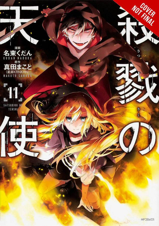 Angels of Death Vol. 11