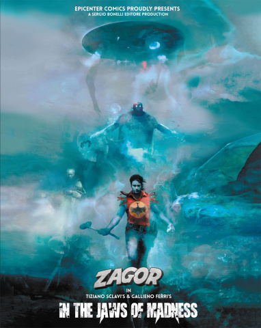 Zagor: In the Jaws of Madness