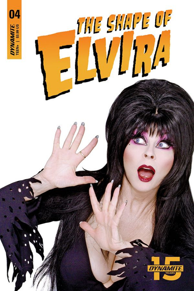 The Shape of Elvira #4 (Photo Cover)