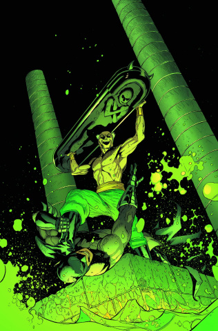 Batman and Ras Al Ghul #32