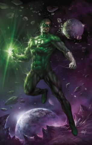 Green Lantern #6 (Variant Cover)