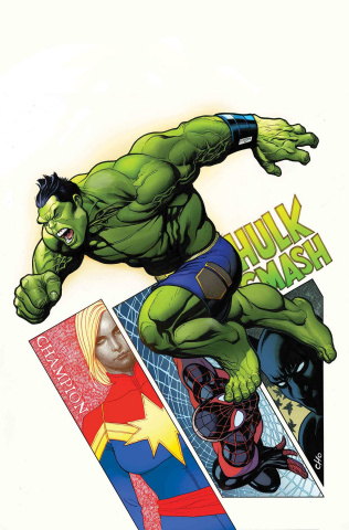 The Incredible Hulk #717