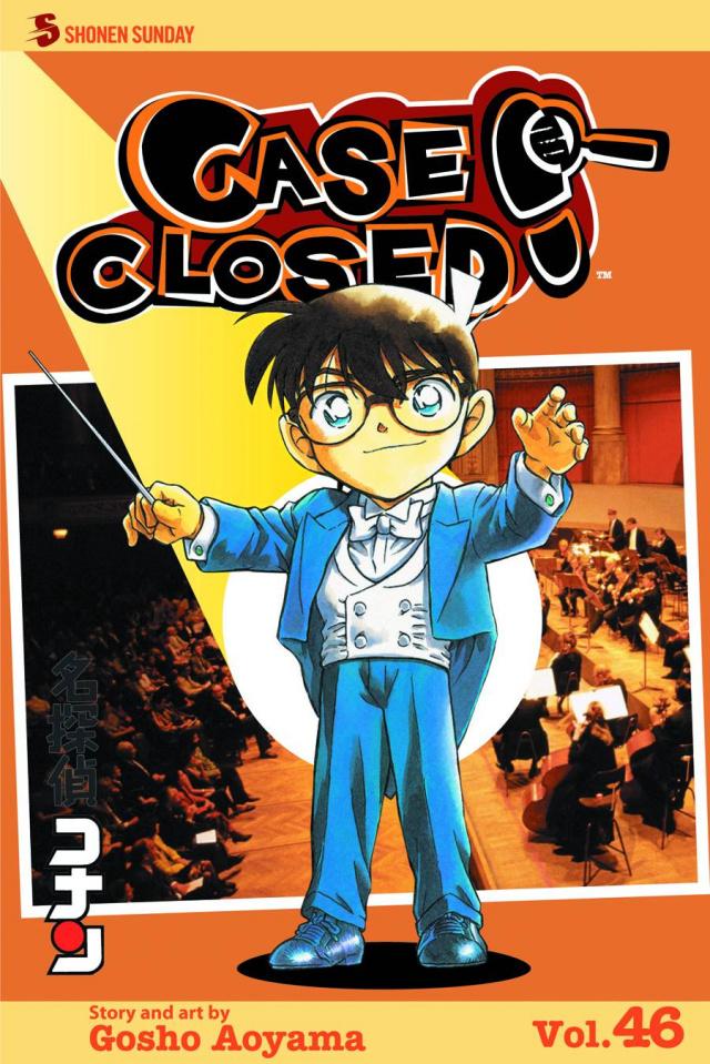 Case Closed Vol. 46