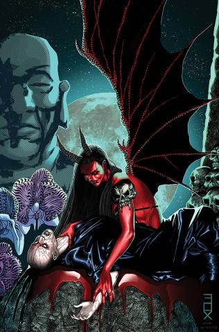Purgatori #1 (25 Copy Fox Virgin Cover)