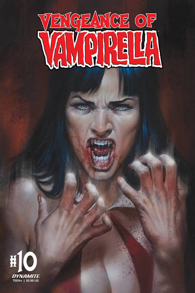 Vengeance of Vampirella #10 (Parrillo Cover)