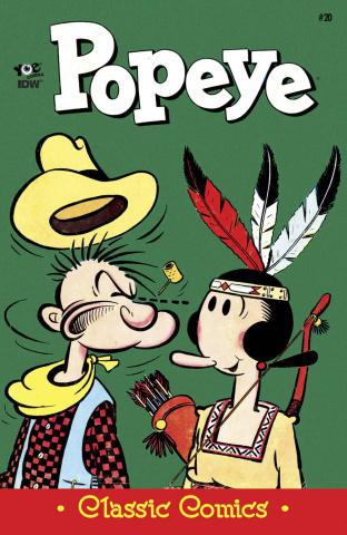 Popeye Classics #20