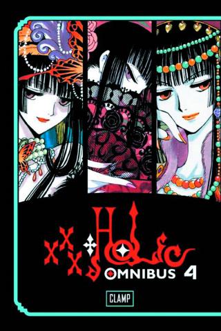 xxxHOLIC Vol. 4 Omnibus