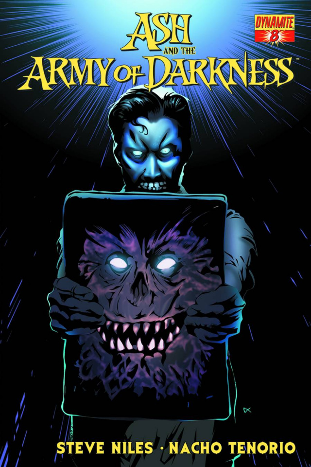 Ash and The Army of Darkness #8 (Subscription Cover)