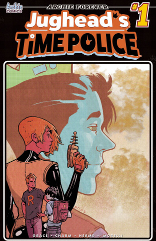 Jughead's Time Police #1 (Boss Cover)
