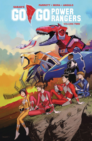 Go, Go, Power Rangers! Vol. 2