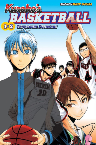 Kuroko's Basketball Vol. 1 (2-in-1 Edition)