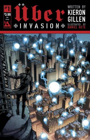 Über: Invasion #1 (War Crimes Cover)